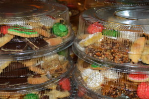 Order your cookie trays now for the Holiday Season!